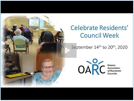 Residents' Council Week